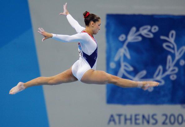 Mohini Bhardwaj is among the USA Gymnastics Hall of Fame class of 2015 ©Getty Images