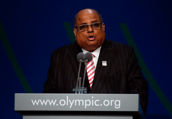 """N Ramachandran, President of the IOA, said the Executive Committee was """"unanimous"""" in its view that the recognised body will be the IABF ©Getty Images"""