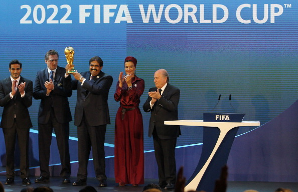 Qatar is currently facing no further investigation into how it controversially won the race to host the 2022 FIFA World Cup ©AFP/Getty Images