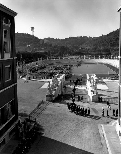 Rome is still planning a 2024 bid, in what would be an attempt to bring the Summer Olympics back to Italian soil for the first time since Rome 1960 ©Hulton Archive/Getty Images