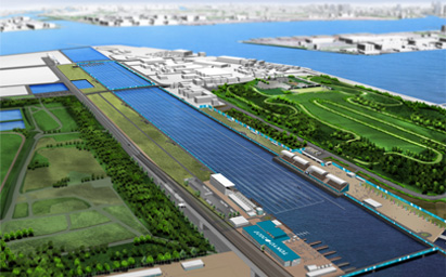 There is uncertainty over the venue for the rowing at Tokyo 2020 ©okyo 2020