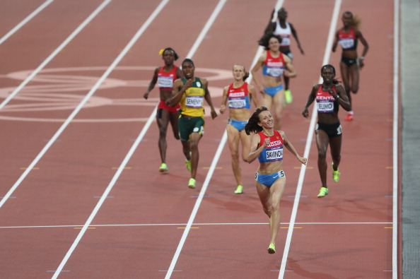 Russia's London 2012 Olympic 800 metres champion Mariya Savinova is among those to have been implicated by the German documentary ©Getty Images
