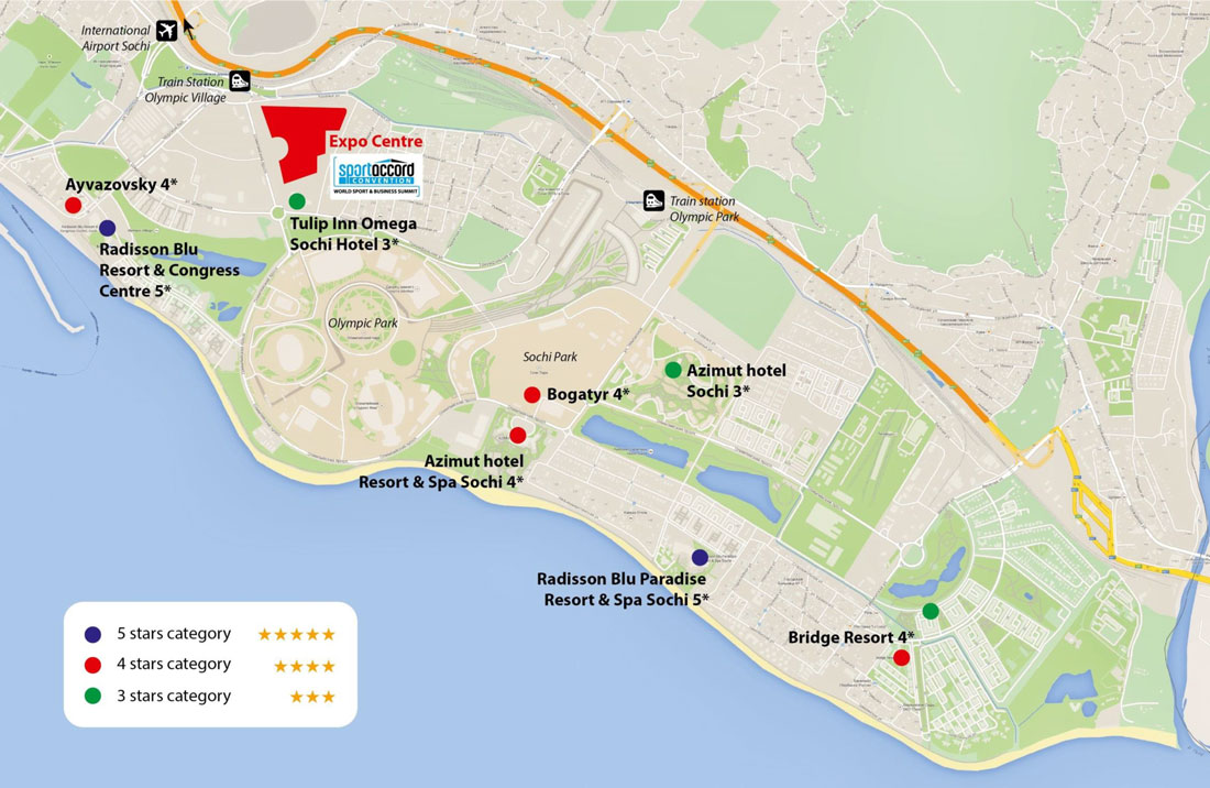 SAC2015 Hotel-and-Venue-Map