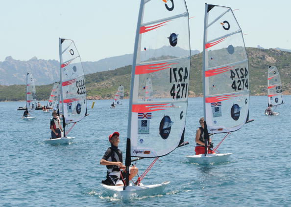 Sailing in Sardinia could be one element of Rome 2024 ©AFP/Getty Images