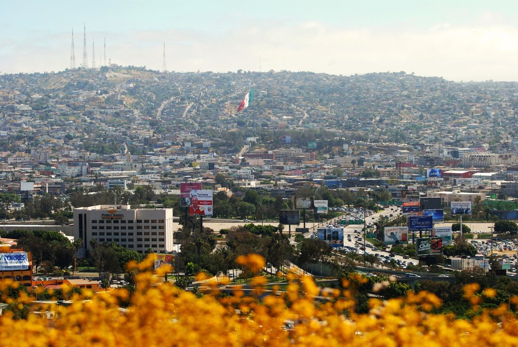 Californian city San Diego and Mexico's Tijuana share a 15-mile border and are closely linked economically ©Getty Images