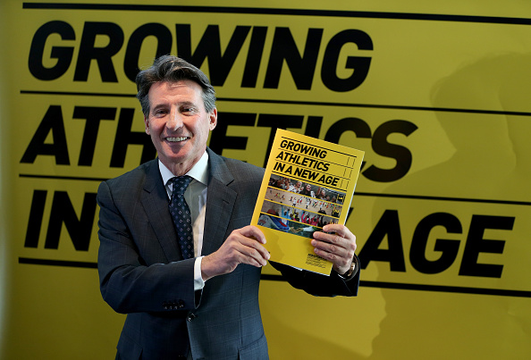 Sebastian Coe has released the manifesto for his IAAF Presidential election campaign ©Getty Images