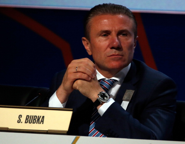 Sebastian Coe is likely to face opposition from fellow IAAF vice-president Sergey Bubka in the race for IAAF Presidency ©Getty Images