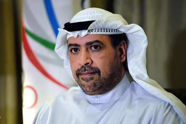 Sheikh Ahmad Al-Fahad Al-Sabah, President of the OCA, has delivered his New Year message ©Getty Images