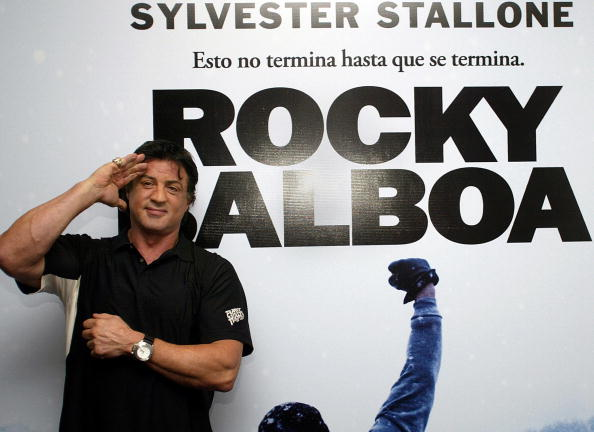 Sport related movies have become huge box office hits with the likes of Rocky Balboa stealing the limelight on numerous occasions ©Getty Images