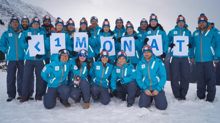The 2015 Winter European Youth Olympic Festival is less than one month away ©EYOF2015