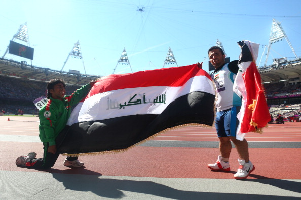 The Iraq Paralympic Committee is facing budget cuts in the New Year ©Getty Images