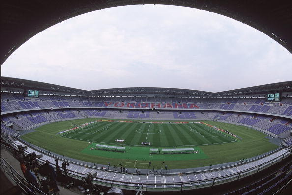 The Nissan Stadium hosted the 2002 FIFA World Cup final ©Getty Images