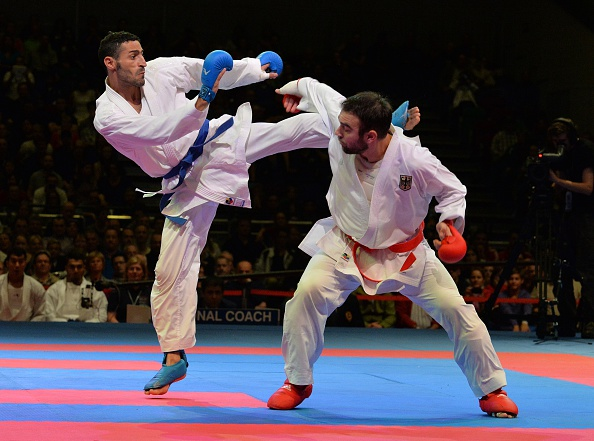 The WKF expects Kosovo to compete at the European Karate Federation Junior Junior and Cadet and 7th Under-21 Championships in Zurich in February ©Getty Images
