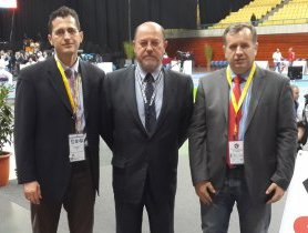 The WKF has granted Kosovo provisional membership ©WKF