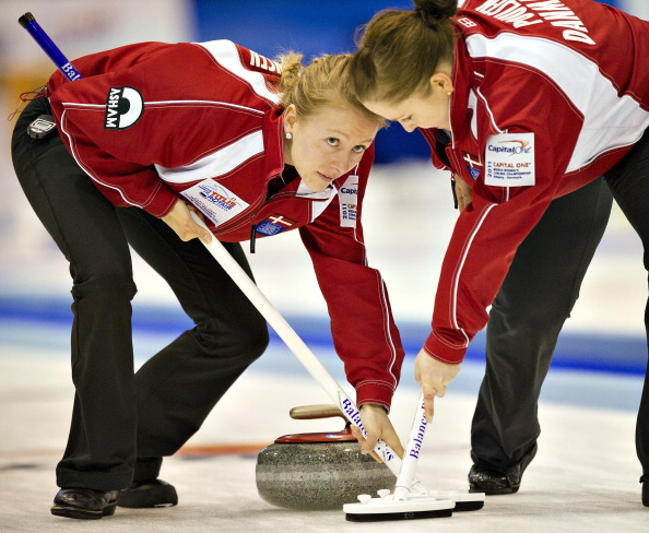 The World Women's Curling Championship is set to return to Esbjerg in 2019, eight years after it was last staged there ©Getty Images