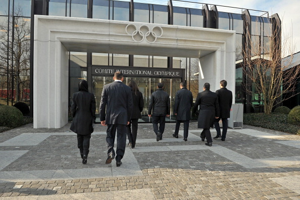The current IOC headquarters in Lausanne ©Getty Images