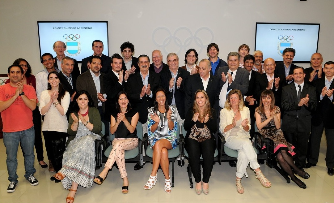 The first Advanced Course in Sports Management has come to an end in Argentina ©COA