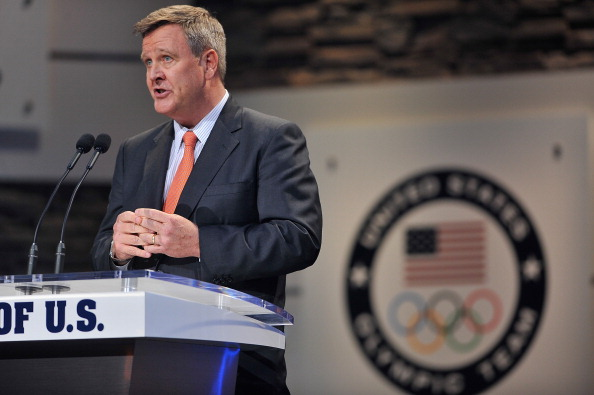 The first episode of Beyond The Medals - The Business of Sport is set to feature an interview with USOC chief executive Scott Blackmun ©Getty Images
