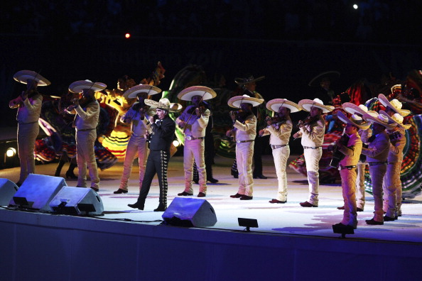 The 2011 Pan American Games took place in Spanish-speaking Mexico, in Guadalajara ©Getty Images