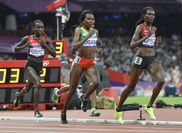 The women's 10,000 metres in one of 13 athletics finals that will take place during the morning sessions at Rio 2016 ©Getty Images