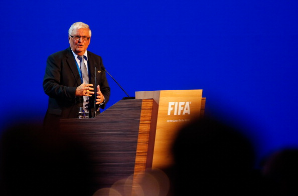 Theo Zwanziger is set to submit a proposal at this month's FIFA Executive Committee meeting ©Getty Images
