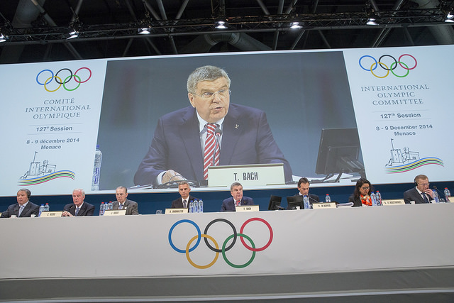 An Olympic Television Channel is to be launched after delegates at the IOC Session backed the plan in Agenda 2020 ©IOC