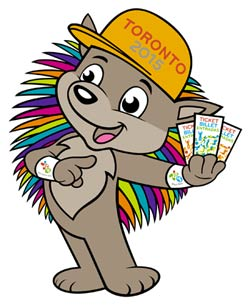 More than 225,000 Toronto 2015 Pan American Games tickets have already been sold ©Toronto 2015