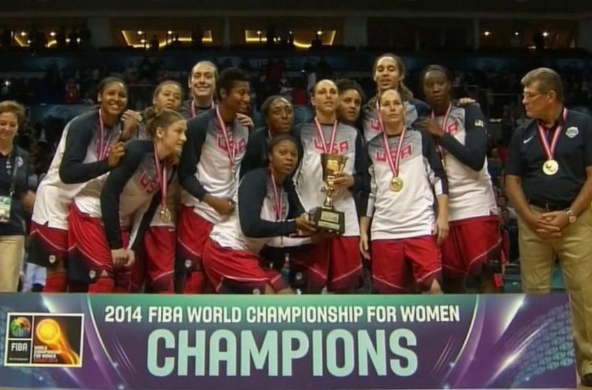 The United States again won the FIBA World Championship for Women in Turkey earlier this year ©Getty Images
