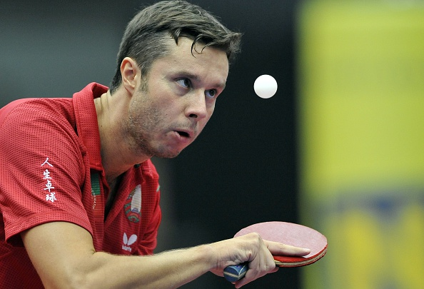 Vladimir Samsonov will be one of the ones to watch at this week's ITTF World Tour Grand Finals ©Getty Images