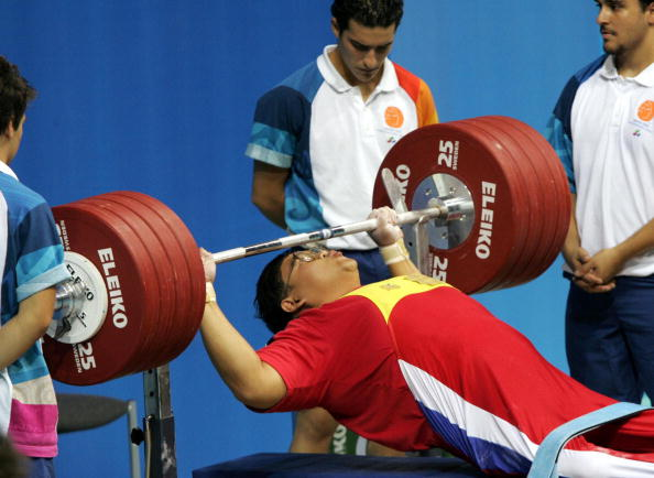 Websites have been launched for Mexico City 2015 and Almaty 2015 Powerlifting Championships ©Getty Images