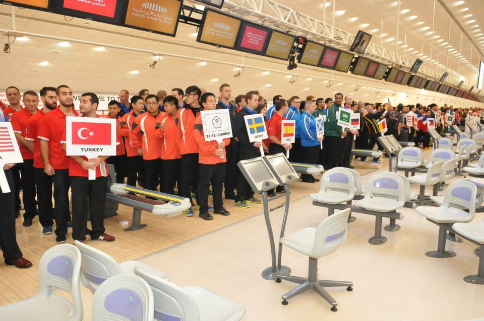 The 2014 World Bowling Men's Championships begin today with the Opening Ceremony ©World Bowling