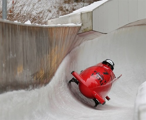 Paralympic bobsleigh and skeleton events could feature at the 2022 Winter Paralympics ©HelpForHeroes