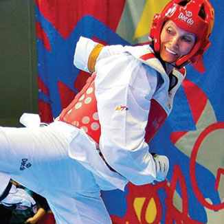 Lisa Gjessing: Once an elite performer, now a Para-taekwondo world champion