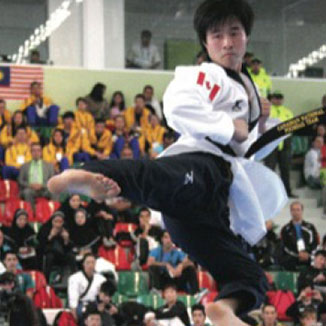Charlie Chong: Poomsae master who is poetry in motion