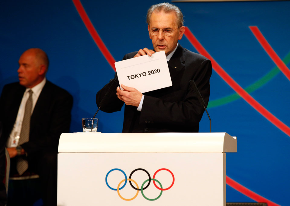 Tokyo 2020 is set to look very different when its successful bid, when they beat Istanbul and Madrid at the 2013 Session in Buenos Aires ©Getty Images