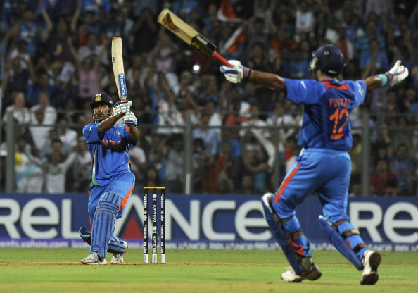 2011 Cricket World Cup winners India will host the 2016 ICC Twenty20 World Cup ©Getty Images