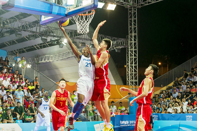 3x3 basketball is hopeful of being added to the Olympic programme for 2020, it has been claimed by FIBA President Horacio Muratore ©IOC