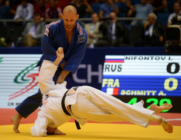 African judokas pulled out of the 2014 World Judo Championships in Chelyabinsk to prevent the risk of spreading Ebola ©Getty Images