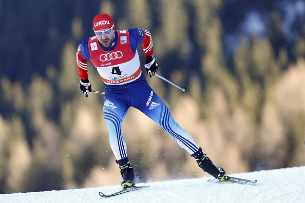 Alexey Petukhov and Sergey Ustiugov took victory in Estonia ©Getty Images