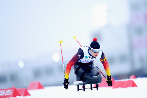 Andrea Eskau secured Germany's first gold medal of the 2015 IPC Nordic Skiing World Championships ©Getty Images