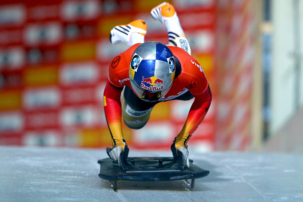 Anja Huber Selbach came second on what will be her final race on the German track ©Getty Images