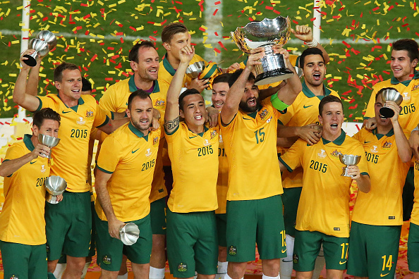 Australia sealed their maiden Asian Cup title with a dramatic win over South Korea in the final in Sydney ©Getty Images