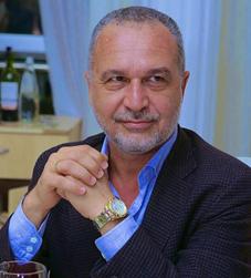 Azer Garib has become a Celebrity Ambassador for Baku 2015 ©AzerGarib