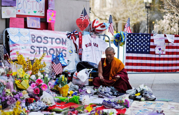 Boston was chosen as the USOC's bid city for the 2024 Olympic and Paralympic Games less than two years after the bombings that killed three people and injured more than 200 at the Boston Marathon ©Getty Images