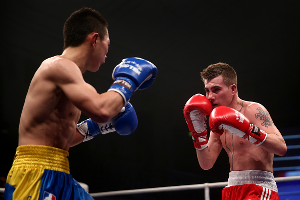 Both the British Lionhearts and the China Dragons were marking their return to the competition ©Getty Images
