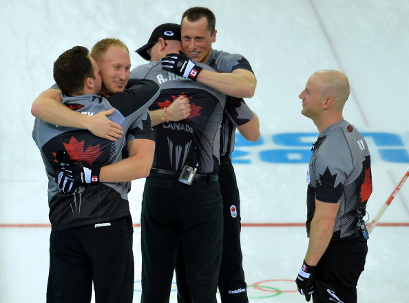 Canada proved too strong for Team Europe as they sealed a commanding victory on the final day of the Continental Cup of Curling ©Getty Images