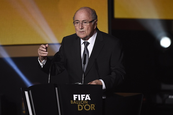 FIFA President Sepp Blatter has claimed he would be strongly against a clash between the World Cup and the Winter Olympic and Paralympic Games in 2022 ©Getty Images