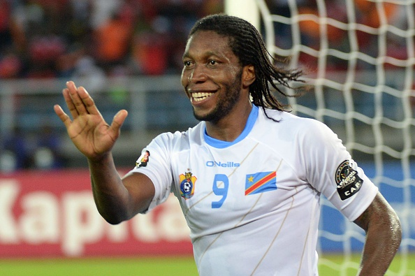 Dieumerci Mbokani bagged a double as DR Congo fought back from two goals down to beat neighbours Congo