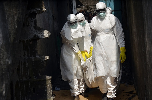 Ebola has claimed the lives of more than 450 people in Sierra Leone ©Getty Images