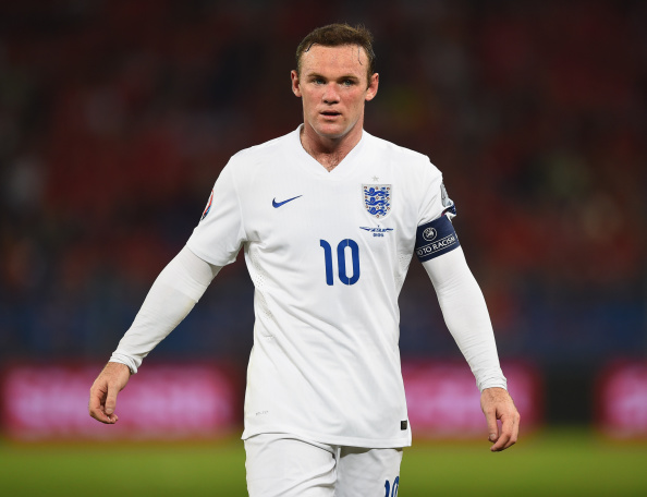 England captain and Manchester United star Wayne Rooney is delighted to see his country awarded the European Under-17 Championship ©Getty Images